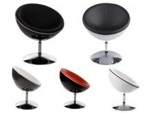 Sphere Retro Design Armchair