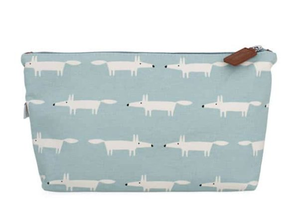 Scion Living Mr Fox Cosmetic Bag Large