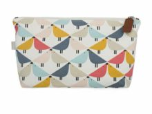 Scion Living Lintu Bird Cosmetic Bag Large