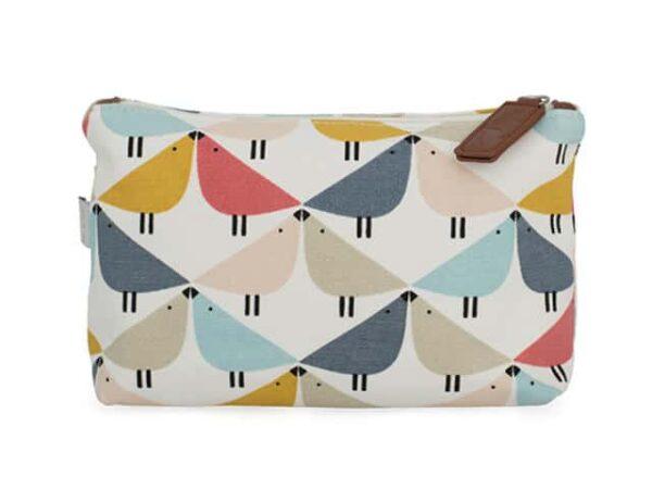 Scion Living Lintu Bird Makeup Bag Medium