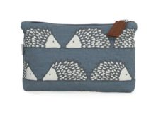 Scion Living Spike the Hedgehog Cosmetic Bag Medium