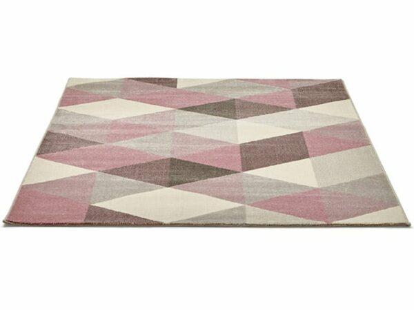 Kokoon Muoto Pink Rug 160cm