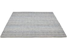 Kokoon Yllie Wool and Denim Rug 160cm