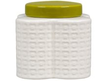Orla Kiely Pressed Flower Storage Jar