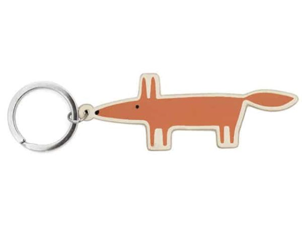 Scion Living Mr Fox Key Ring