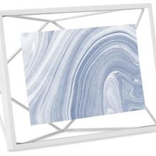 Umbra Prisma White Photo Frame 10x15cm