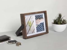 Umbra Axis Aged Walnut Multi Photo Frame
