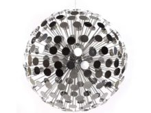 Kokoon Disco Chrome Ceiling Lamp