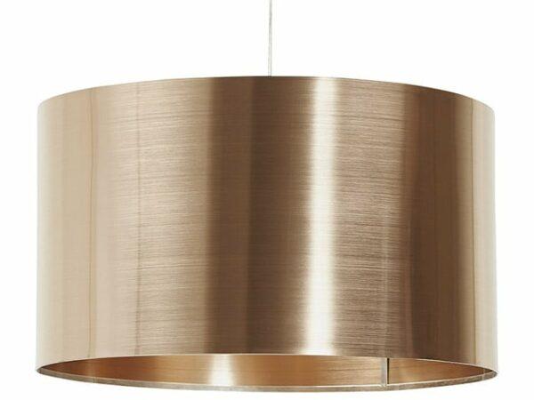 Kokoon Tabora Copper Look Ceiling Lamp