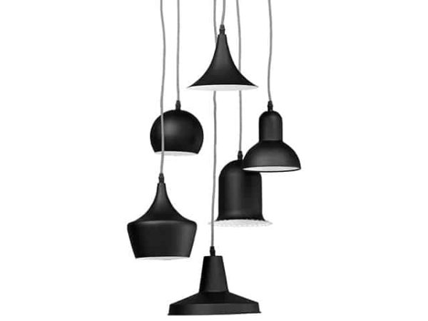 Kokoon Pengan Multiple Hanging Ceiling Lamp