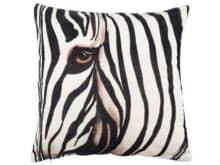 Lene Bjerre Zebia Zebra Cushion 50 x 50cm