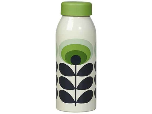 70s Flower Insulated Bottle