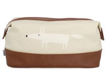 Scion Living Mr Fox Wash Bag Parchment
