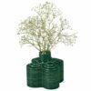 Orla Kiely Stem Vase Striped Petal Jade
