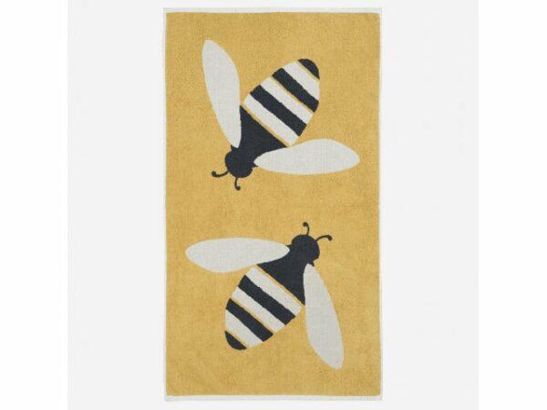 Anorak Buzzy Bees Bath Towel