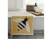 Anorak Buzzy Bee Bath Sheet