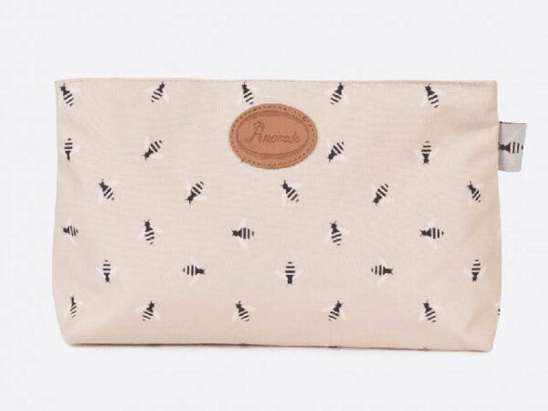 Anorak Buzzy Bee Toiletry Bag Medium