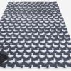 Anorak Waddling Ducks Large Picnic Blanket
