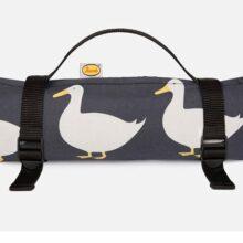 Waddling Ducks Picnic Blanket