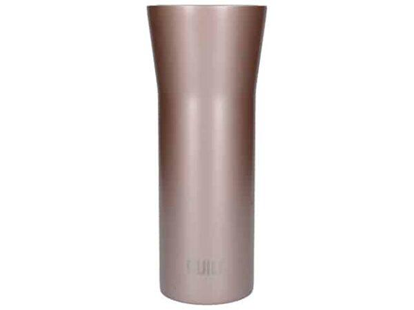 Built New York Pureflow Stainless Steel Pale Rose Gold Travel Mug 470ml