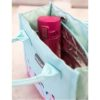 KitchenCraft Flamingo Lunch Cool Bag 4 Litre Inside