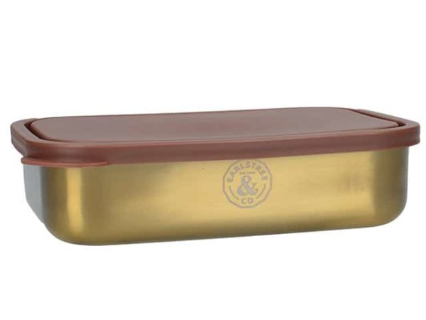 Earlstree & Co Stainless Steel Lunch Box