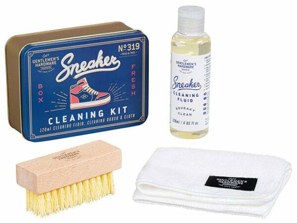Gentlemens Hardware Sneaker Cleaning Kit