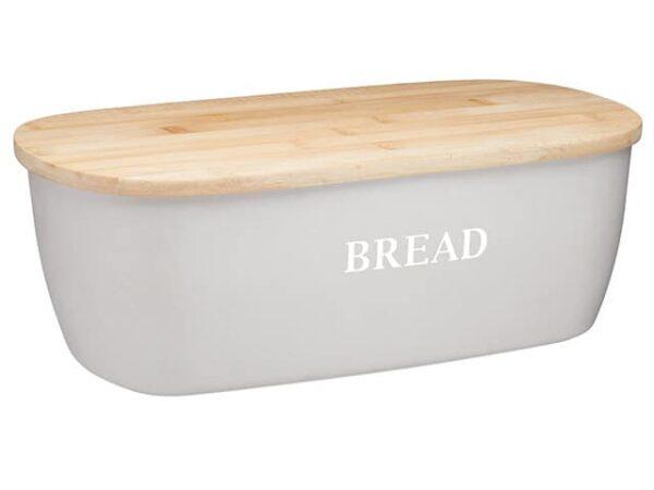 Natural Elements Eco-friendly Bamboo Bread Bin