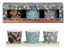 V&A Herb Pots Set of 3