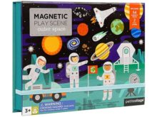 Petit Collage Magnetic Play Set Outer Space