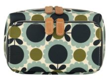 Orla Kiely Medium Washbag Scallop Flower