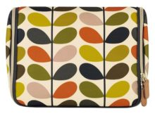 Orla Kiely Classic Multi Stem Hanging Washbag