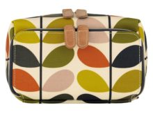Orla Kiely Multi Stem Medium Washbag