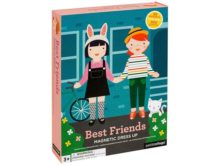 Petit Collage Best Friends Magnetic Dress Up Set