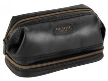 Ted Baker Cables and Clobber Bag Black Brogue