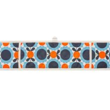 Orla Kiely Scallop Flower Double Oven Glove Sky