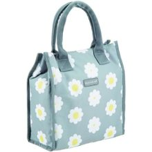 KitchenCraft 4 Litre Retro Flower Lunch Cool Bag