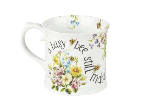 Katie Alice English Garden Busy Bees Tankard Mug