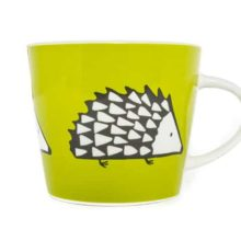Scion Living Spike Hedgehog Green Mug 350ml
