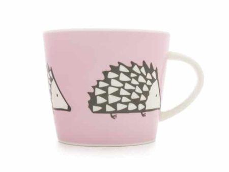 Scion Living Spike Hedgehog Pink Mug 350ml