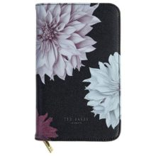Ted Baker Black Clove Travel Documents Holder