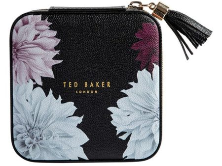 Ted Baker Black Clove Jewellery Case