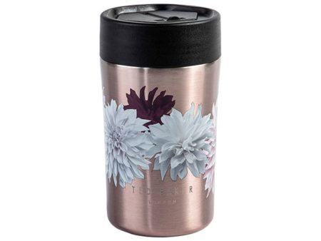 Ted Baker Clove Rose Gold Travel Cup 300ml