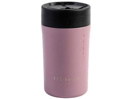 Ted Baker Travel Cup Dusky Pink 300ml