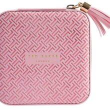 Ted Baker Dusky Pink Jewellery Case T Print