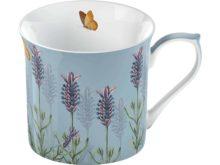 Royal Botanical Gardens Kew Lavender Palace Mug