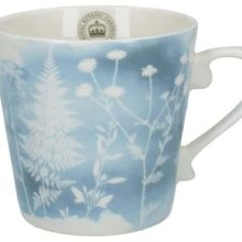 Kew Richmond Watercolour Meadow Mug Blue