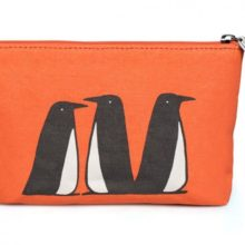 Scion Living Pedro Penguin Cosmetic Bag Medium