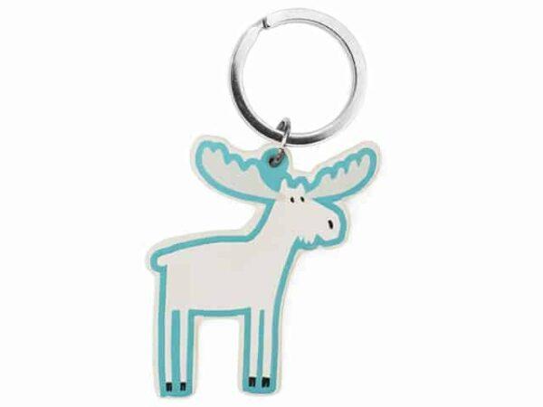 Scion Living Marty Moose Key Ring