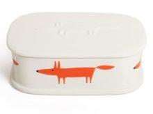 Scion Living Mr Fox Trinket Box Oval